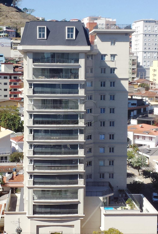 Pocos de Caldas Apartamento Venda R$3.500.000,00 Condominio R$3.300,00 4 Dormitorios 4 Suites Area construida 372.70m2
