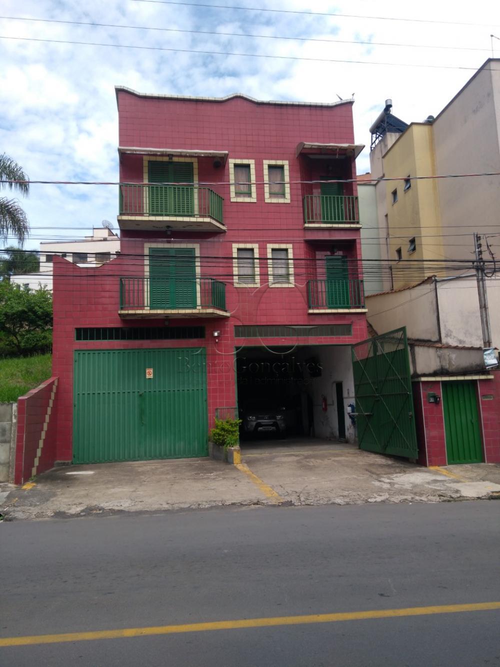 Alugar Apartamentos / Padrão em Poços de Caldas R$ 1.100,00 - Foto 1