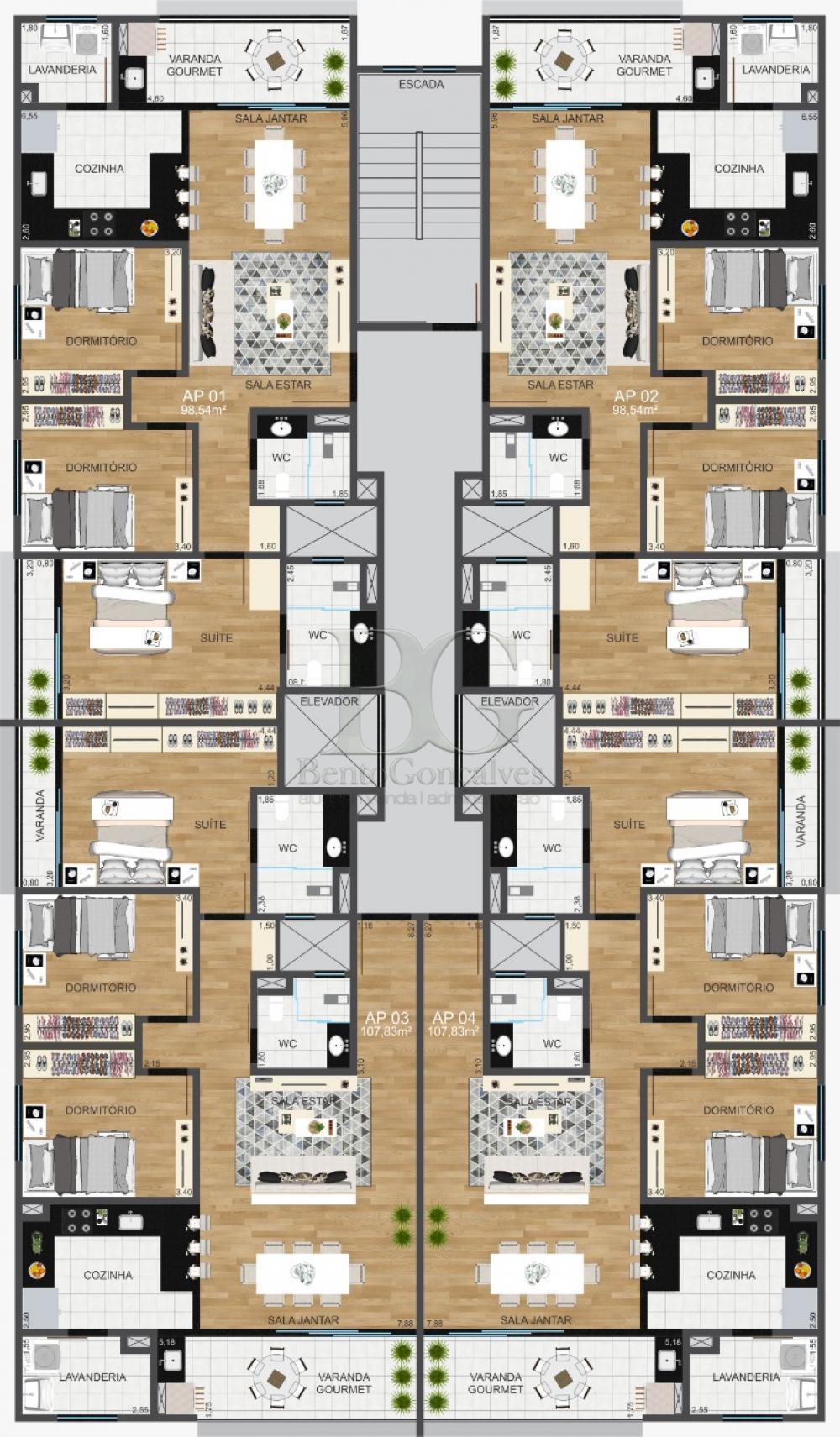 Comprar Apartamentos / Padrão em Poços de Caldas apenas R$ 377.000,00 - Foto 13
