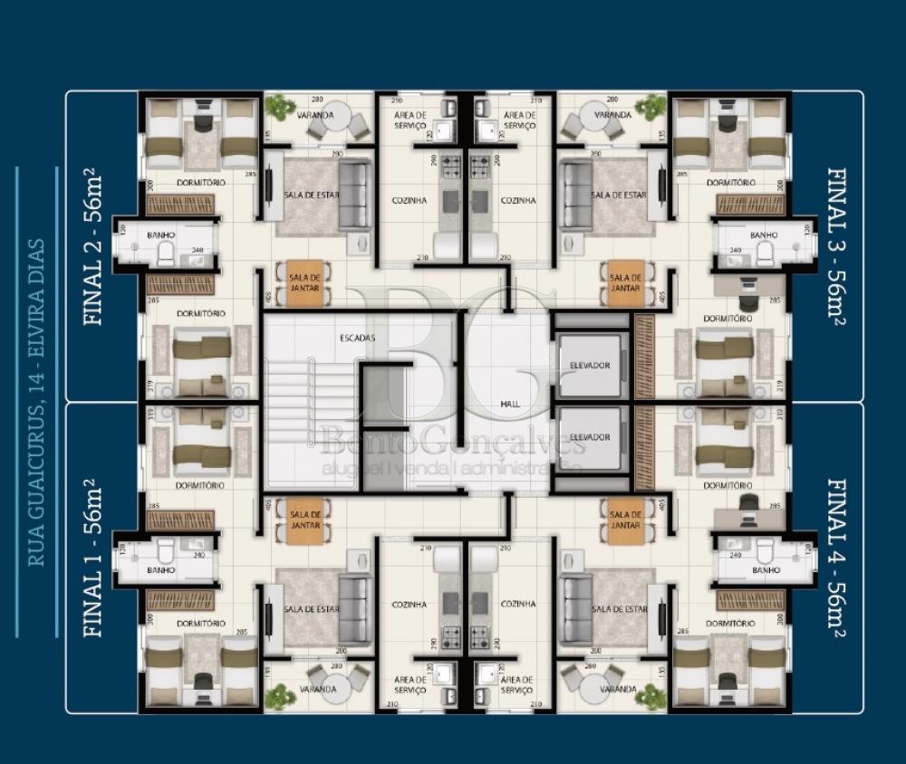 Comprar Apartamentos / Padrão em Poços de Caldas apenas R$ 170.000,00 - Foto 3
