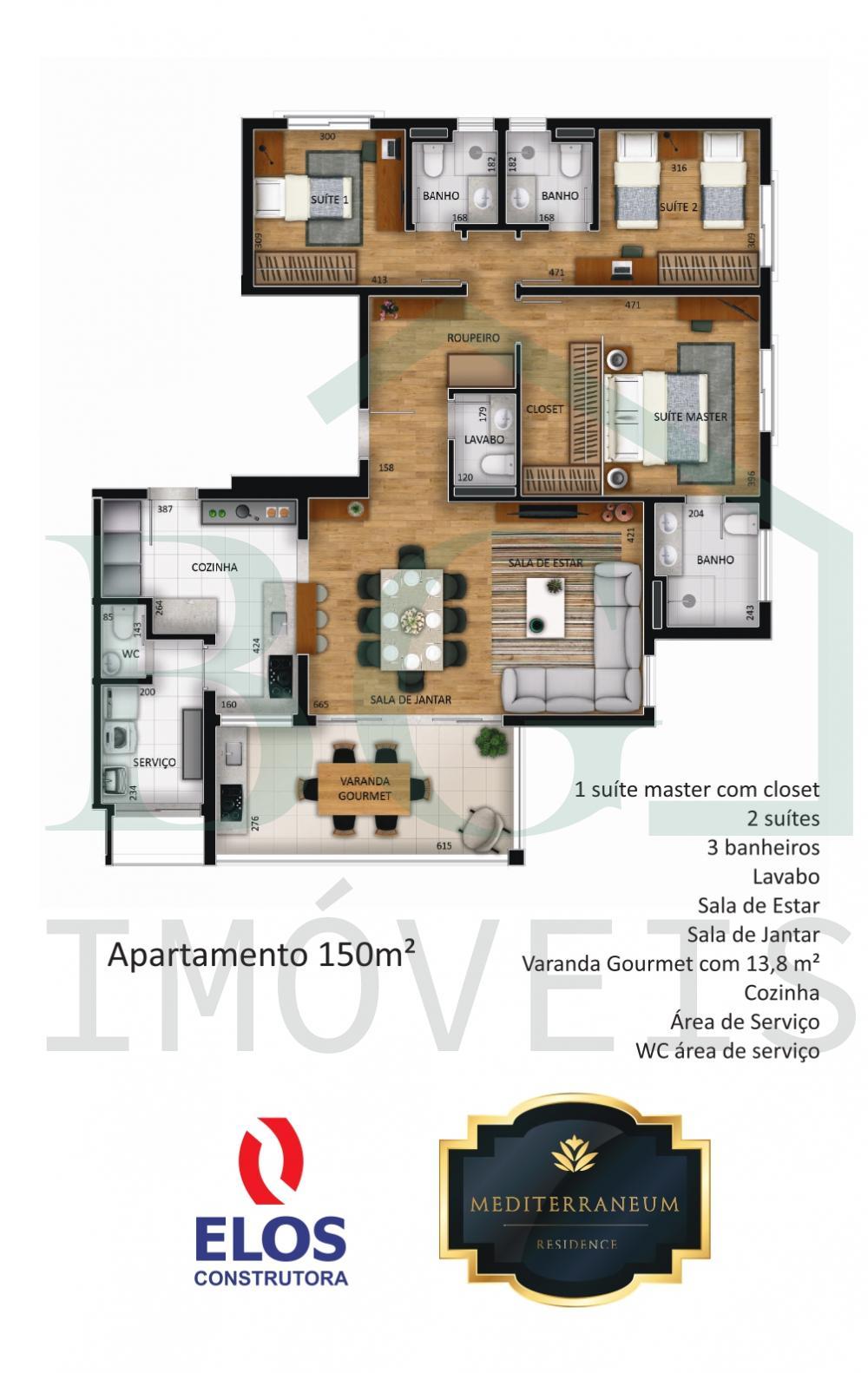 Comprar Apartamentos / Padrão em Poços de Caldas R$ 1.450.000,00 - Foto 10