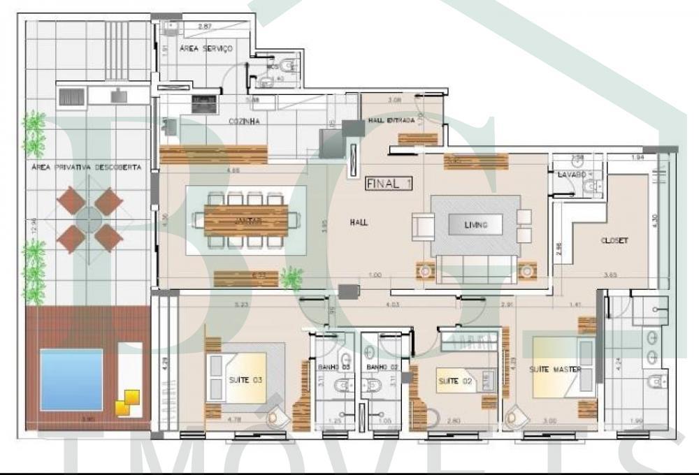 Comprar Apartamentos / Padrão em Poços de Caldas R$ 1.450.000,00 - Foto 2
