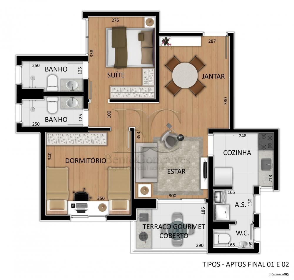 Comprar Apartamentos / Padrão em Poços de Caldas apenas R$ 495.000,00 - Foto 26