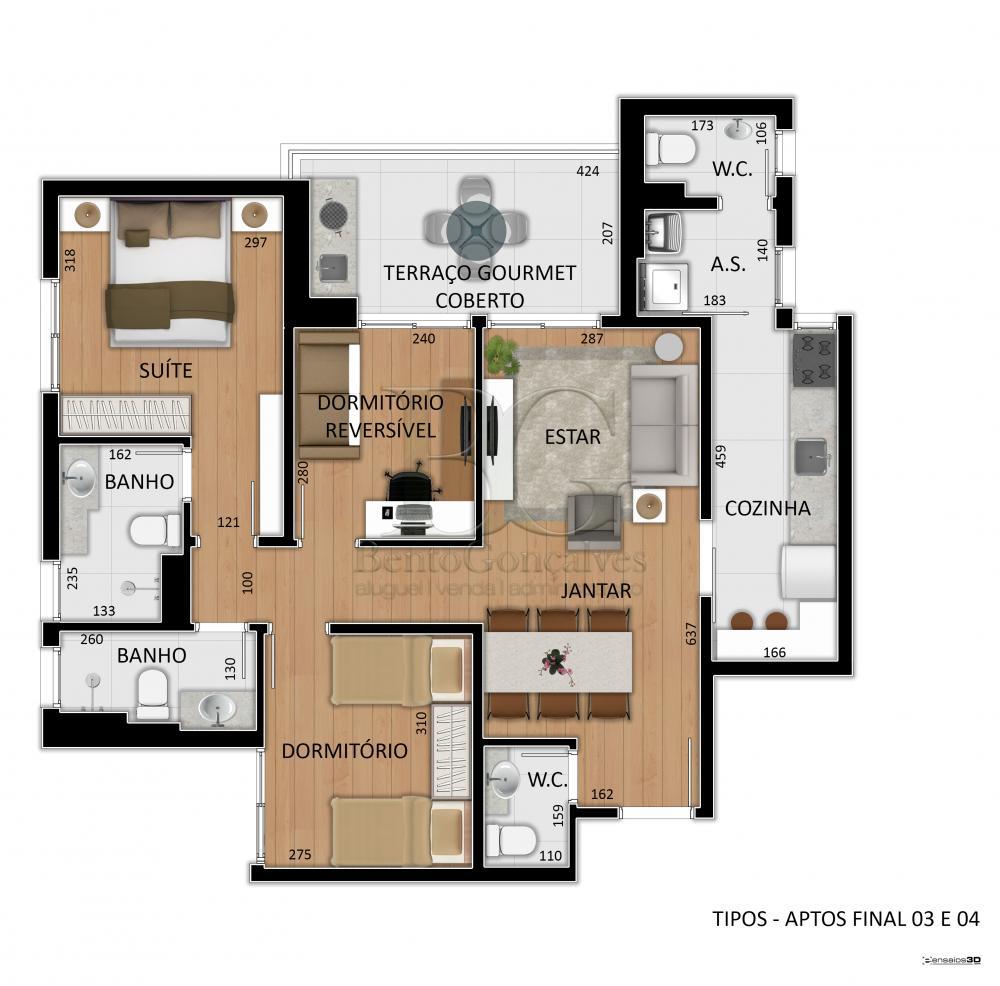 Comprar Apartamentos / Padrão em Poços de Caldas apenas R$ 495.000,00 - Foto 27