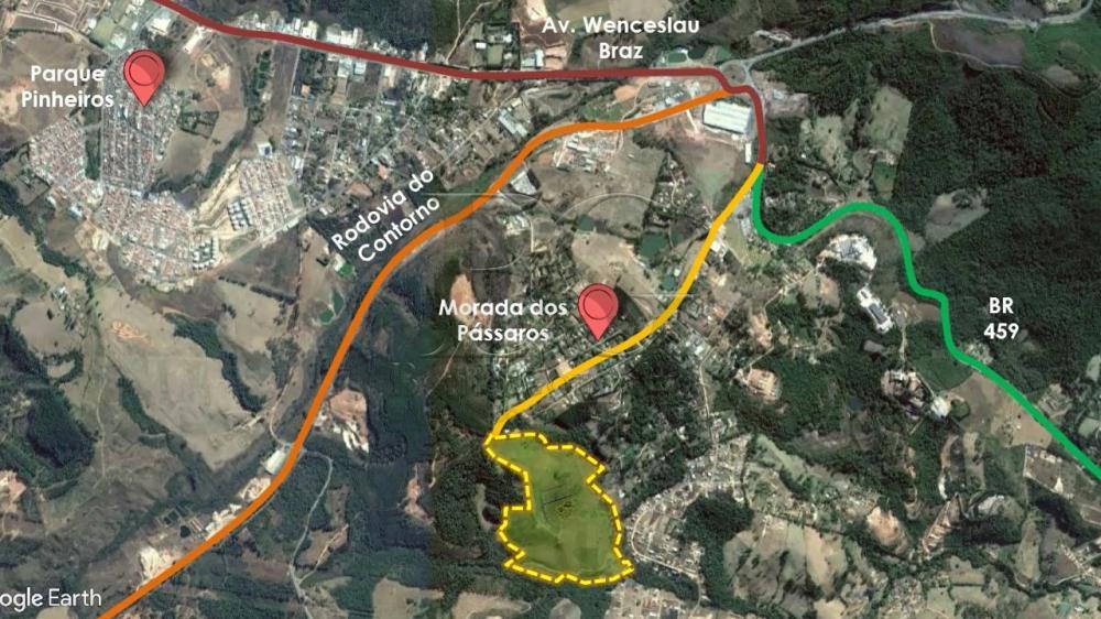 Comprar Terrenos / Loteamento em Poços de Caldas apenas R$ 56.000,00 - Foto 10