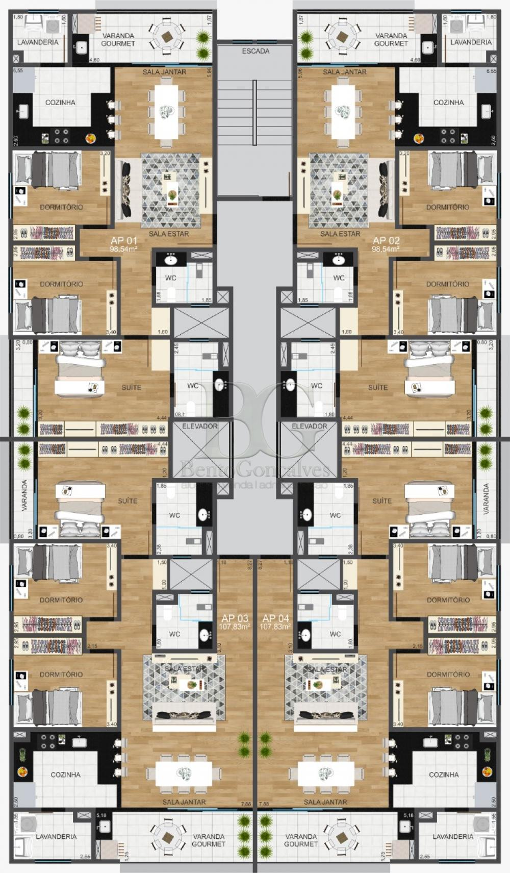Comprar Apartamentos / Padrão em Poços de Caldas apenas R$ 377.000,00 - Foto 17