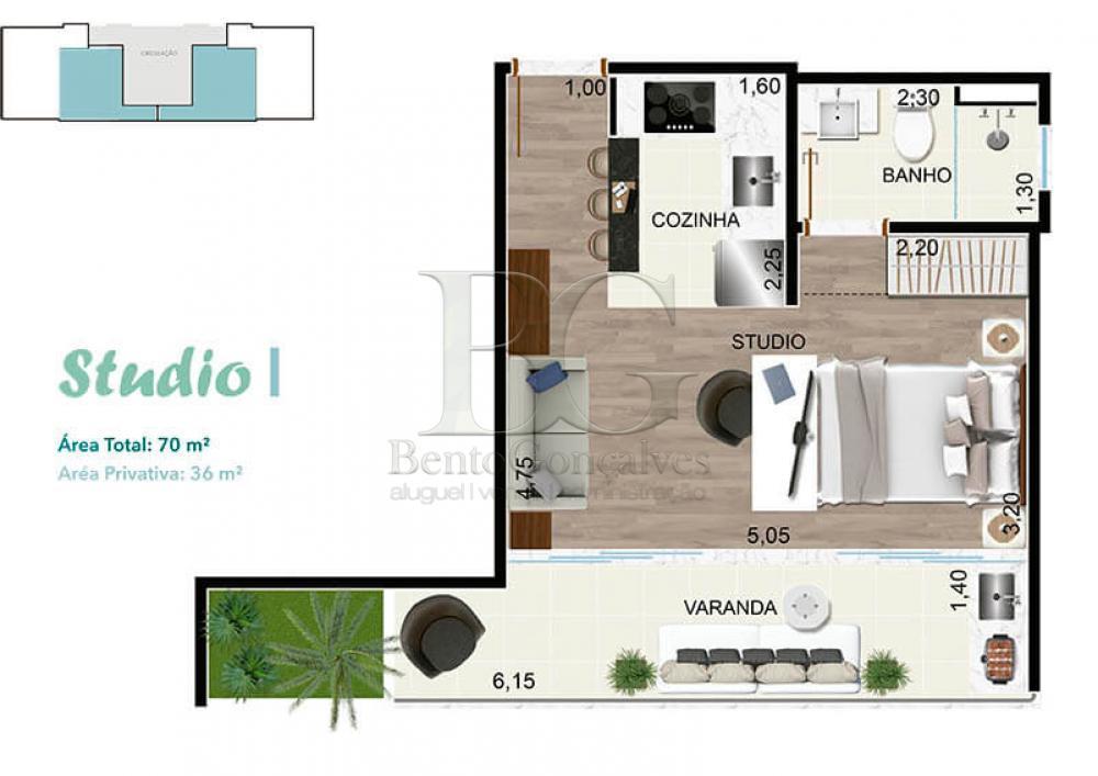 Alugar Apartamentos / Padrão em Poços de Caldas R$ 1.600,00 - Foto 28