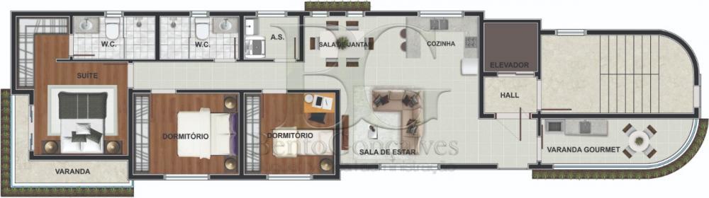 Alugar Apartamentos / Padrão em Poços de Caldas apenas R$ 2.200,00 - Foto 23