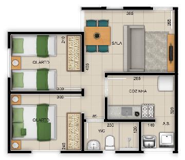 Comprar Apartamentos / Padrão em Poços de Caldas R$ 140.000,00 - Foto 26