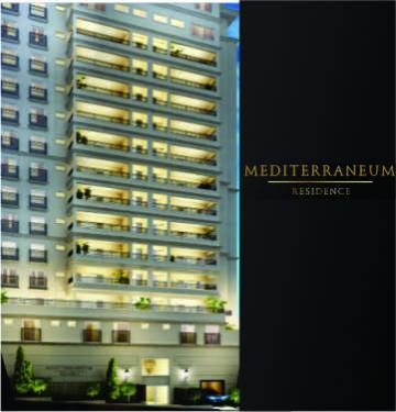 Lançamento Mediterraneum Residence no bairro São Benedito em Poços de Caldas-MG