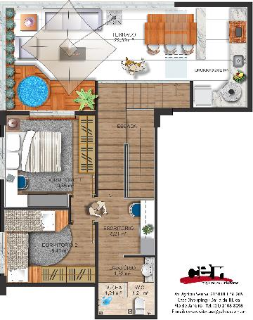 Comprar Apartamentos / Apartamento em Poços de Caldas apenas R$ 700.000,00 - Foto 20