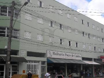 Pocos de Caldas Centro Apartamento Locacao R$ 750,00 Condominio R$280,00 2 Dormitorios