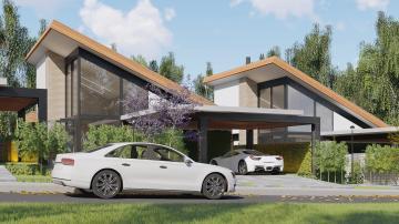Casas / Casa em condomínio em Poços de Caldas , Comprar por R$663.000,00