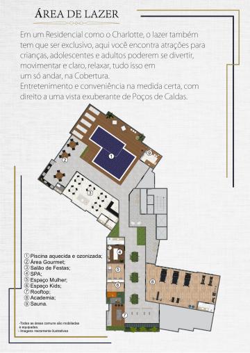 Comprar Apartamentos / Padrão em Poços de Caldas R$ 950.000,00 - Foto 13
